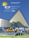 SC13 Conference Cover
